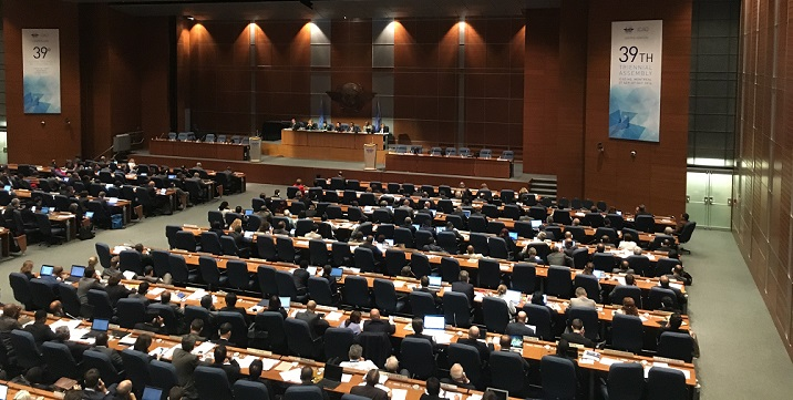 UN's ICAO historically agrees to a Global Market Based Measure for Aviation Emissions